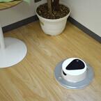 サンコー、水拭きも乾拭きもできる自動雑巾がけロボット「水ブキーナー」