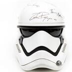 ハリソン・フォード直筆サイン入りストームトルーパーのヘルメットが競売へ