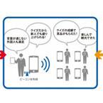 エルテックス、外国人観光客向けに観光体験ができるスマホアプリ