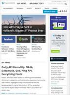 NASAやgooなど15のAPIがProgrammableWebに追加