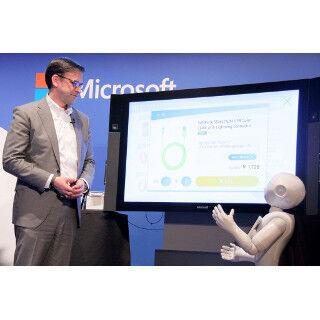 Pepperが小売業の救世主に? - ソフトバンクとマイクロソフトが「次世代型店舗ソリューション」を開発