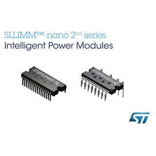 ST、低消費電力モータ用インテリジェントパワーモジュールを発表