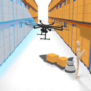 GPSが不安定な環境でもドローンの安定した自動飛行が可能に - 東大など