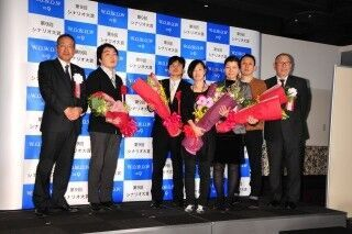 第9回WOWOWシナリオ大賞、小山ゴロの『稲垣家の喪主』が大賞に選出