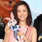 上戸彩、ディズニー主人公役に喜び!