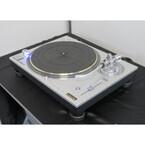 テクニクス50周年を記念したアナログレコードプレーヤー「SL-1200GAE」