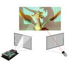 マシンビジョンを容易に実現 - DLPを使った構造化光を用いた3Dスキャナ技術