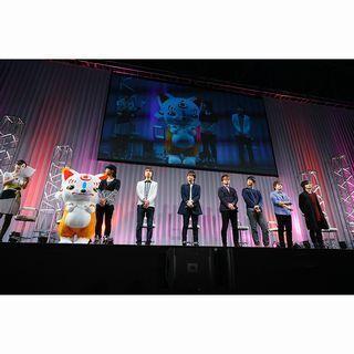 鳥海浩輔はおじいちゃんで、増田俊樹は加州清光で電球を割る! - Wアニメ化も発表されたAnimeJapan 2016『刀剣乱舞』ブース