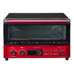 日立、温度を保ち焼きムラを抑えるコンベクションオーブントースター