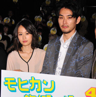 前田敦子、夫役の松田龍平は「ヘラヘラ笑うところが可愛い!」