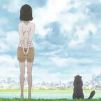 新海誠原作のTVアニメ「彼女と彼女の猫」の企画展を開催