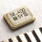 日本電波工業、1612サイズで高さ0.45mmを実現した温度センサ内蔵水晶振動子