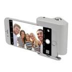 スペック、iPhone向けシャッター内蔵グリップ「Snappy」