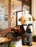 NTTドコモ、羊乃執事喫茶をオープン - 接客スタッフ募集も