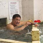 新日本プロレス永田裕志、銭湯ドラマ出演で人生初の