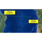 NEC、世界初アンゴラとブラジルを結ぶ6200kmの光海底ケーブルの建設開始