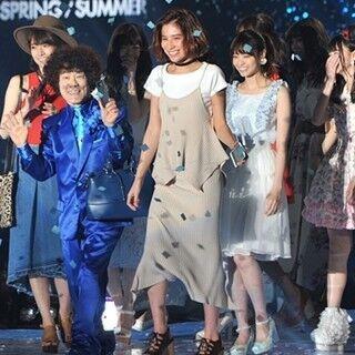 ラブリ・藤田ニコル・筧美和子ら集結! GirlsAwardグランドフィナーレ