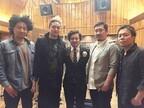 『報ステ』新テーマ曲はNY在住の若手日本人ユニット「想像を超える作品」