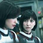 篠田麻里子が触覚生えた虫に! 『テラフォーマーズ』艶やかな変異シーン公開
