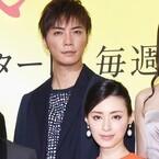 稲垣吾郎、妻役・栗山千明と不倫相手・成宮寛貴のラブラブぶりに「不機嫌」