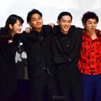 柳楽優弥、映画界「世代交代」宣言! 菅田将暉も「大きい人」と語る
