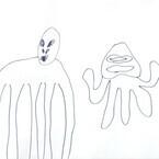 岡田准一、CMの宇宙服姿に驚き! 浅野忠信は5種類の宇宙人絵を披露