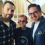 クリス・エヴァンスら、がん闘病中の『アベンジャーズ』ファンをお見舞い