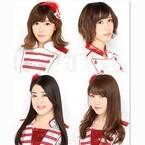 AKB48宮崎美穂・大家志津香・伊豆田莉奈・中西智代梨、地上波生出演かけバトル