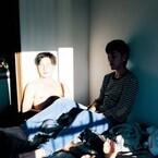 東京都・新宿で木村伊兵衛賞を受賞した森栄喜の個展 - 恋人との1年間の記録