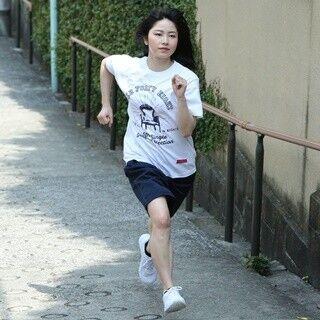 AKB48横山由依・木崎ゆりあ・小嶋真子・岩立沙穂、総選挙祈願で『全力坂』