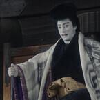 海老蔵、京都で観光客に見守られ撮影 -  石川五右衛門の名シーン披露