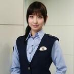 篠田麻里子、初の警官制服姿&ロングヘアを公開「この姿で逮捕したい!」