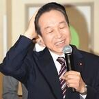 小日向文世、安倍総理の毛髪量に憧れ「東国原さんに見えなければいい」