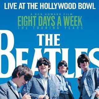 ザ・ビートルズのハリウッド・ボウル公演収めたライブ・アルバム、9月発売