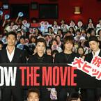 TAKAHIRO、「お兄ちゃん」人気に驚き!? 『HiGH&LOW』大ヒット舞台挨拶