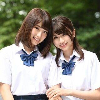 """""""日本一かわいいJK""""永井理子&""""りーめろ先輩""""莉音、『死幣』でドラマ初出演"""