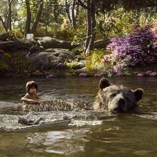 """『ジャングル・ブック』はジブリを参考に作られた!「クマのバルーは""""トトロ""""をイメージ」- 監督明かす"""