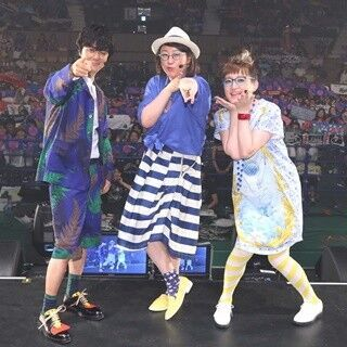 『久保みねヒャダ』ライブ、小室哲哉・千葉雄大も登場で3,000人が盛況