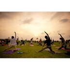 沖縄県で西日本最大級のヨガイベント開催 ‐ 60以上のヨガクラスを用意