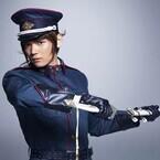 古川雄輝、『曇天に笑う』で初の時代劇アクション! 苦戦の刀演技に手応えも