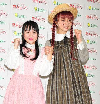 上白石萌歌、姉・萌音に続くアン役に「姉よりも真っ直ぐなアンを演じたい」