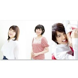 『アイキャラ2』番組イベントに新田恵海・中村繪里子・天野七瑠が出演決定