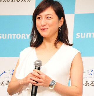広末涼子、ロバート秋山のファンを宣言「癒やされています!」