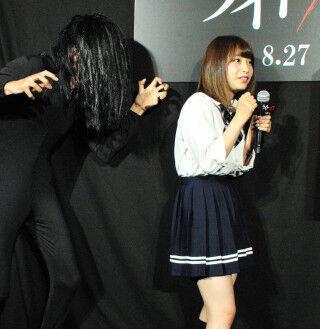 """日本一かわいい女子高生""""りこぴん""""、ドッキリを仕掛けられ「本当に怖い!」"""