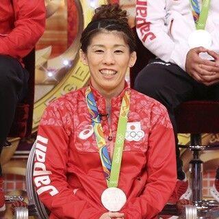 """吉田沙保里、涙の銀メダルも「落ち着きました」 特番収録で""""オナラ""""トークも"""