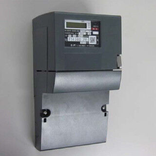 東京都・小平市にて東京電力が次世代電力計「スマートメーター」を設置開始