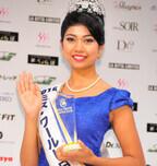 ミス・ワールド2016、インドと日本のハーフ・吉川プリアンカさんが日本代表に