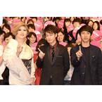 佐藤健、好みの女性は「ダンスできる人」 - 朝井リョウと絶妙コンビ見せる