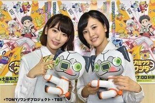 HKT48、アニメ『カミワザ・ワンダ』の新主題歌担当! センターは指原莉乃