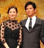織田裕二、吉田羊ら女優陣からの熱視線に「びっくりしました!」と大汗